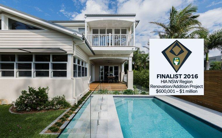 Housing Industry Association 2016 Finalist